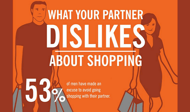 What Your Partner Dislike About Shopping