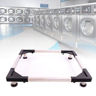 Bán chân đế Inox máy giặt Toshiba