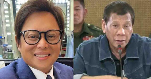 """Arnold Clavio may patama sa Pangulo:""""Wala bang pera o walang diskarte?"""""""