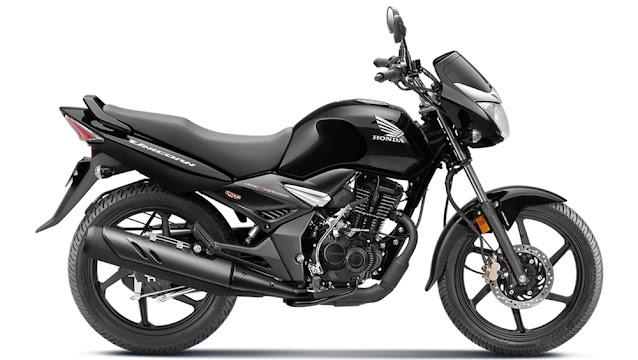 Honda CB Unicorn bike under 1.25 lakh
