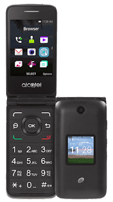 Total Wireless Flip Phones for Seniors