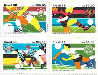 Bloco Clubes de Futebol do Brasil