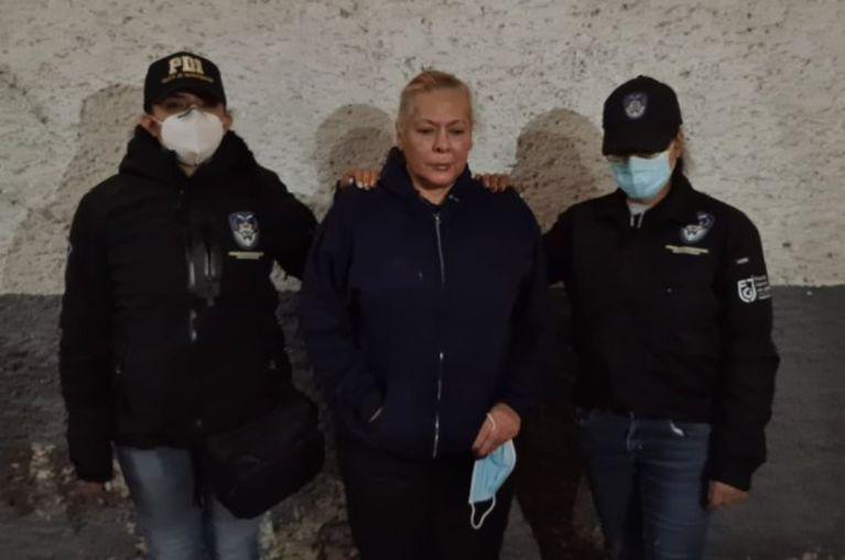 Cae La Güera, colaboradora de confianza de El Mencho del CJNG y autora de las Ejecuciones de 2 Israelíes en plaza Artz de la CDMX