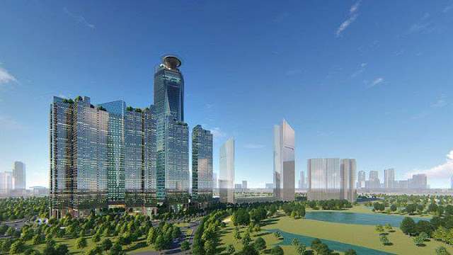 Dự án Sunshine Empire Sky Villas Tower Ciputra Nam Thăng Long