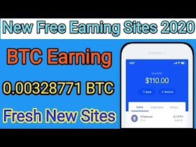 2 Free Bitcoin Earning Sites 2020 - Earn Free BTC with Zero Investment