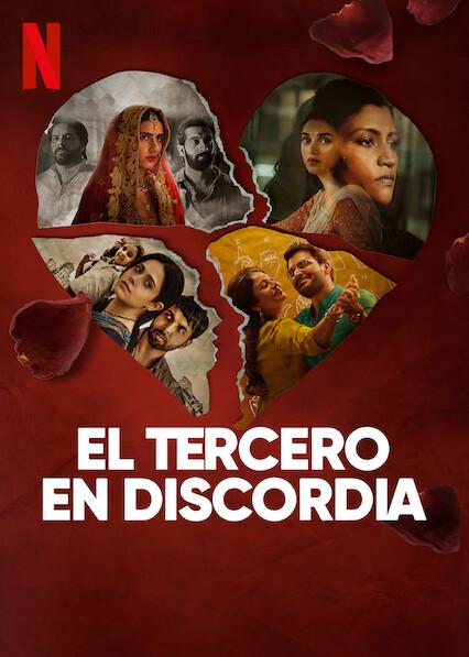 Ajeeb Daastaans (2021) NF WEB-DL 1080p Latino