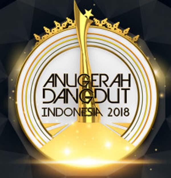 Juara Pemenang Nominasi Anugrah Dangdut Indonesia 2018