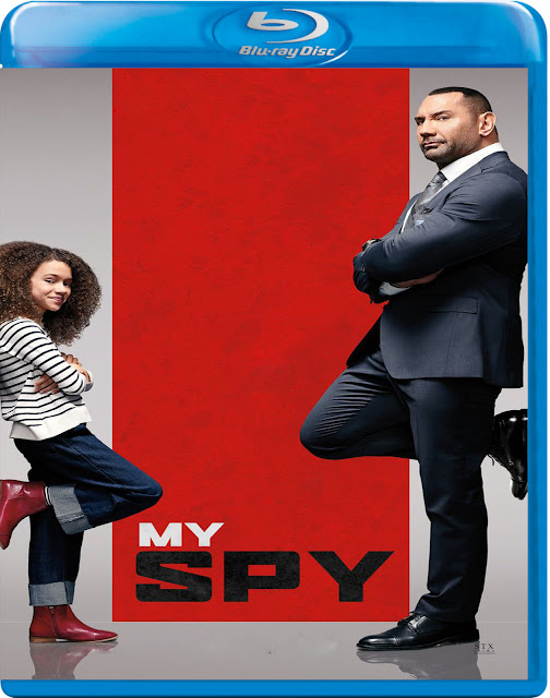 My Spy [2020] [BD25] [Latino]