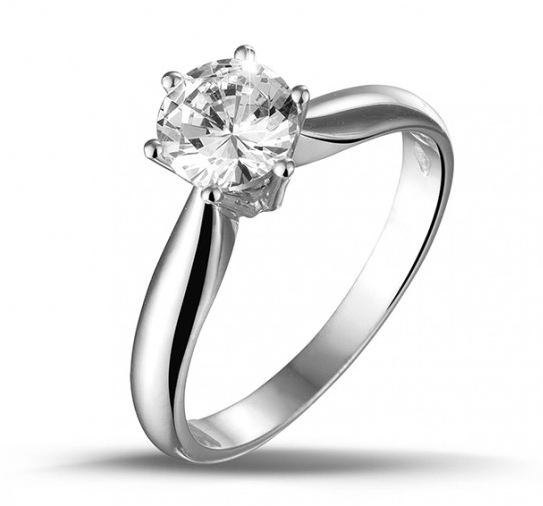 The History The Engagement Ring