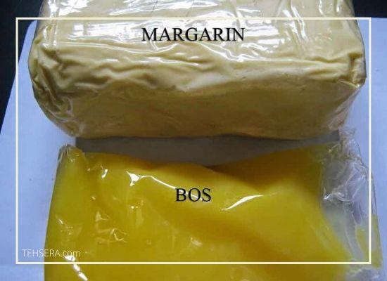margarin bos