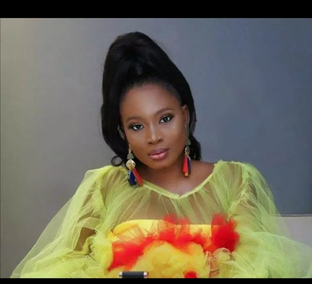 Celebrity gist :Mo Bimpe wins Yoruba Actress of the Year 2020