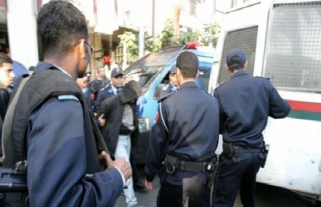 اعتقال سبعة أشخاص تورطوا في السرقة والتزوير والنصب والاحتيال