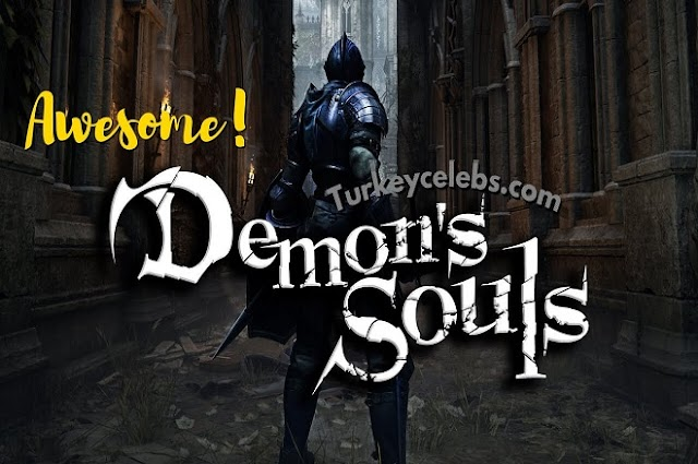 Never suffer from demon's souls again entirely rebuilt from the ground up.