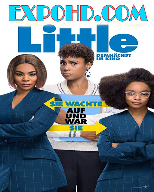 Little 2019 IMDb 720p | 480p | Esub 1.2Gbs [Watch & Download Here]