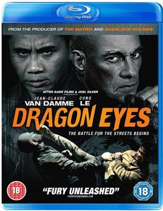 Dragon Eyes 720p HD Subtitulos Español Latino Descargar 2012