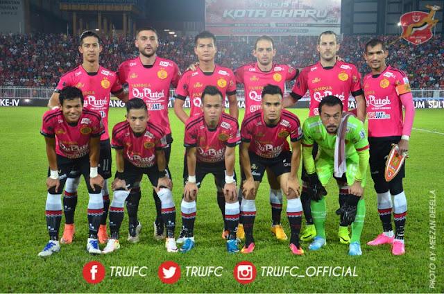 Skuad Kelantan dalam Liga Malaysia 2016