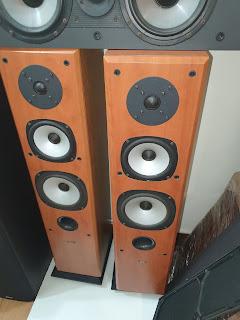 Acoustic Energy (AE) Aegis Evo 3 floorstand speaker(Used) 20200829_113042