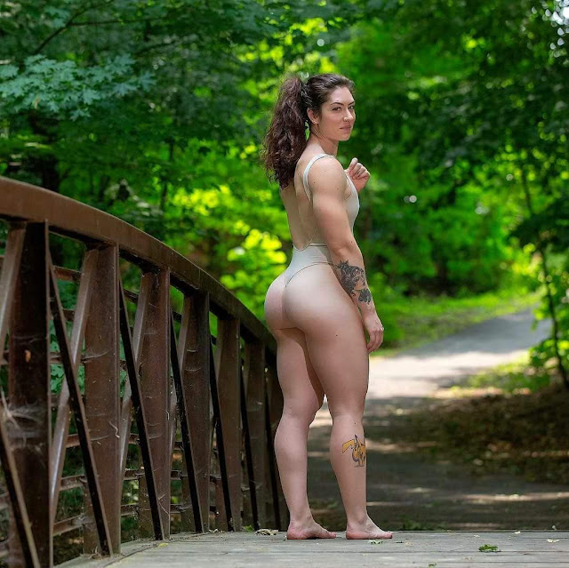 Natasha Aughey boobs