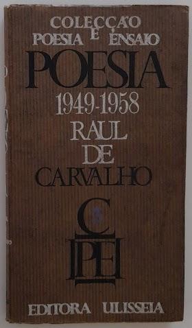 Poesia 1949-1958 | 20,00€