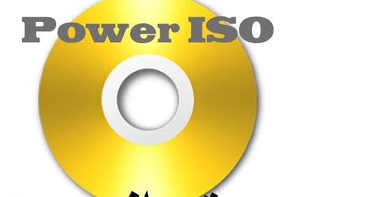 برنامج power iso مع السيريال myegy