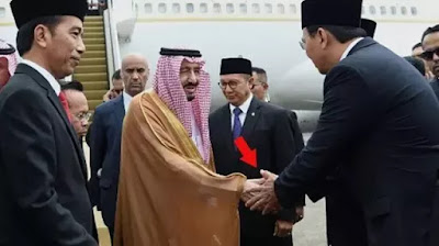 Kala Penista Agama Salaman dengan Raja Salman dan Mereka yang Lebay