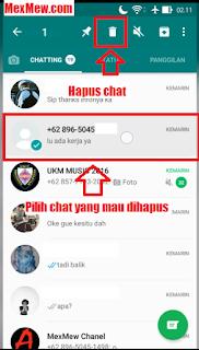hapus riwaya chat wa,hapus teman wa,hapus kontak whatsapp,hapus teman wa terbaru