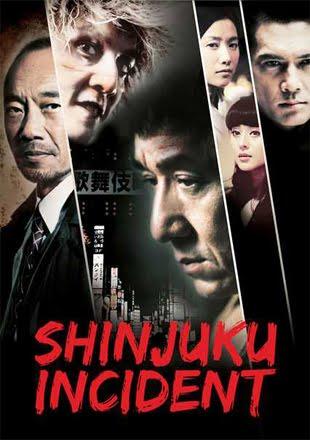 Shinjuku Incident 2009 Full Hindi Movie Download BRRip 1080p