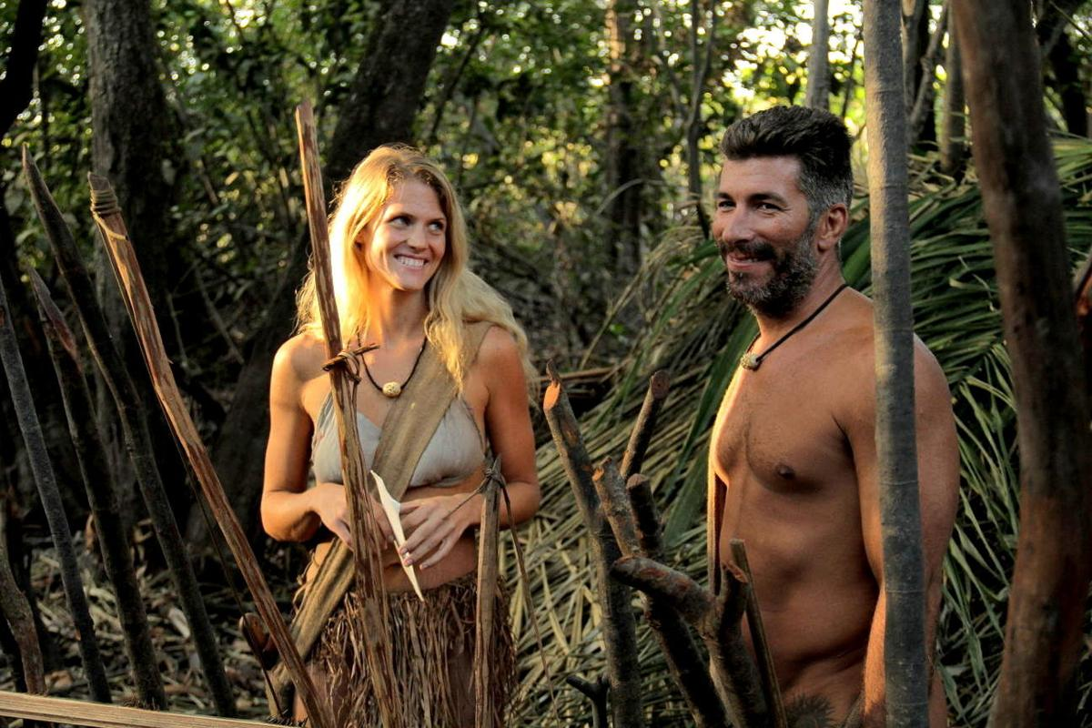 Season 2 Naked And Afraid Xl