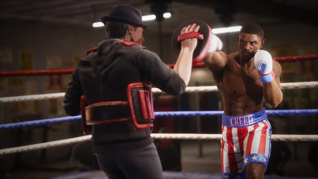 Big Rumble Boxing Creed Champions PC iso