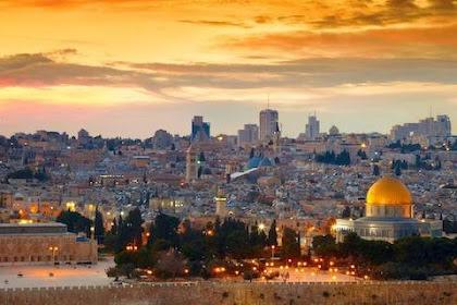 Melihat Masalah Palestina-Israel Dari Dimensi Spiritual