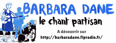 Barbara Dane, le chant partisan