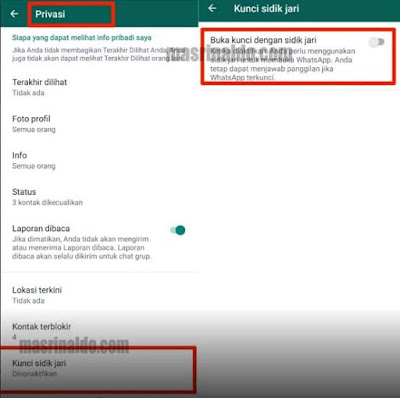 Cara Mengaktifkan Fitur Fingerprint di Whatsapp Menghindari Pembajak 2