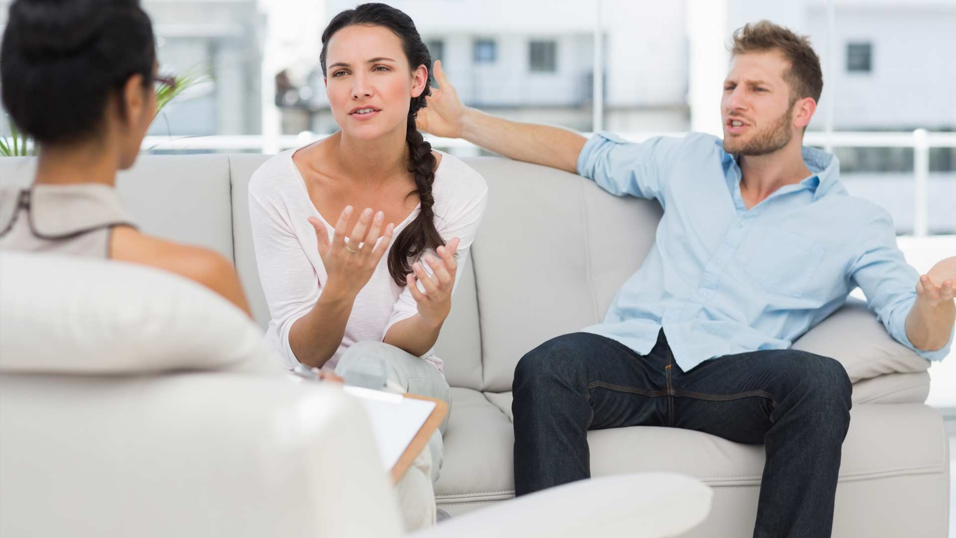 family counselling benefits