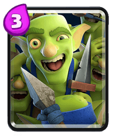 Goblins Gang Letter Clash Royale - Cards Wiki