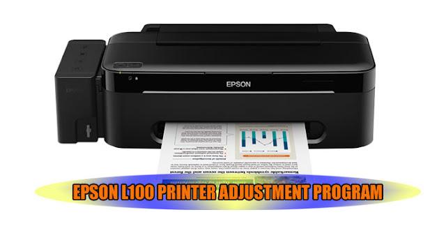 EPSON L100 PRINTER