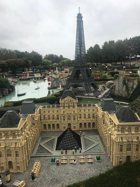 Legoland, Windsor, Miniland, Paris,
