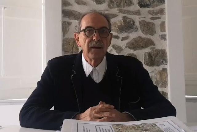 Τι δήλωσε ο Γιάννης Γωργόπουλος για τον ξαφνικό και αναπάντεχο θάνατό του Δ. Σφυρή