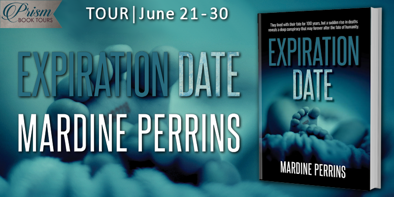 We're launching the Book Tour for EXPIRATION DATE by Mardine Perrins!