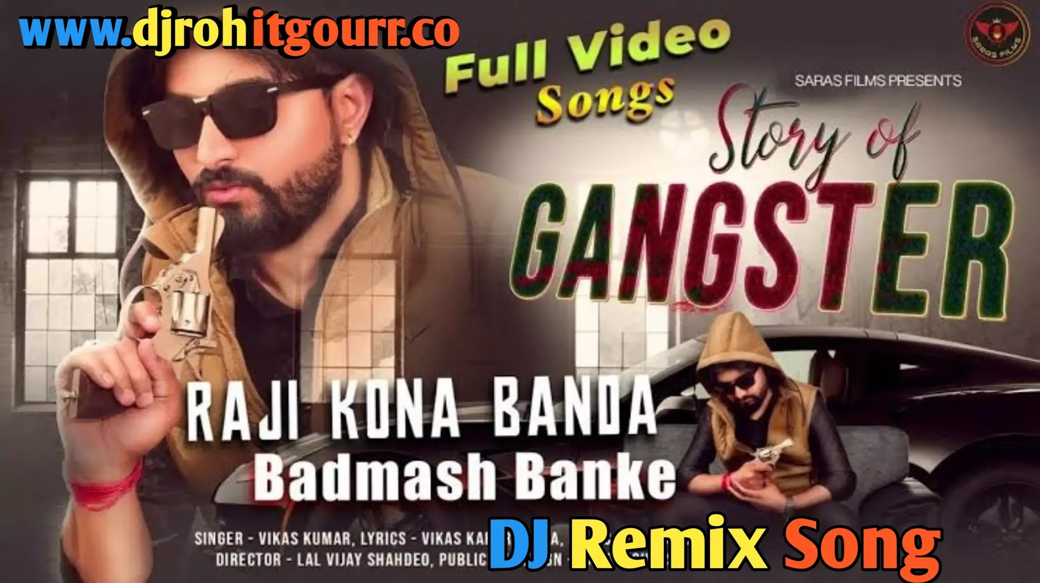 story of gangster Remix song | story of gangster Dj Remix Song