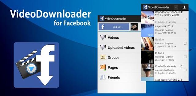شرح طريقة تحميل فيديوهات الفيسبوك بضغطة زر واحدة