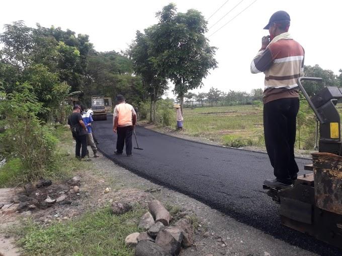 Proyek Sudah Lama Berjalan Papan Proyek Baru Akan Dipasang