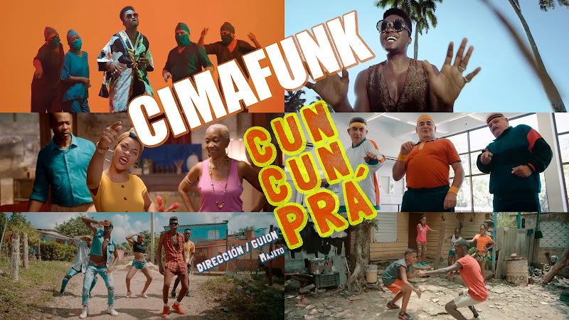 Cimafunk - ¨Cun Cun Prᨠ- Videoclip - Director: Majito. Portal Del Vídeo Clip Cubano. Música cubana. Funky. Cuba.