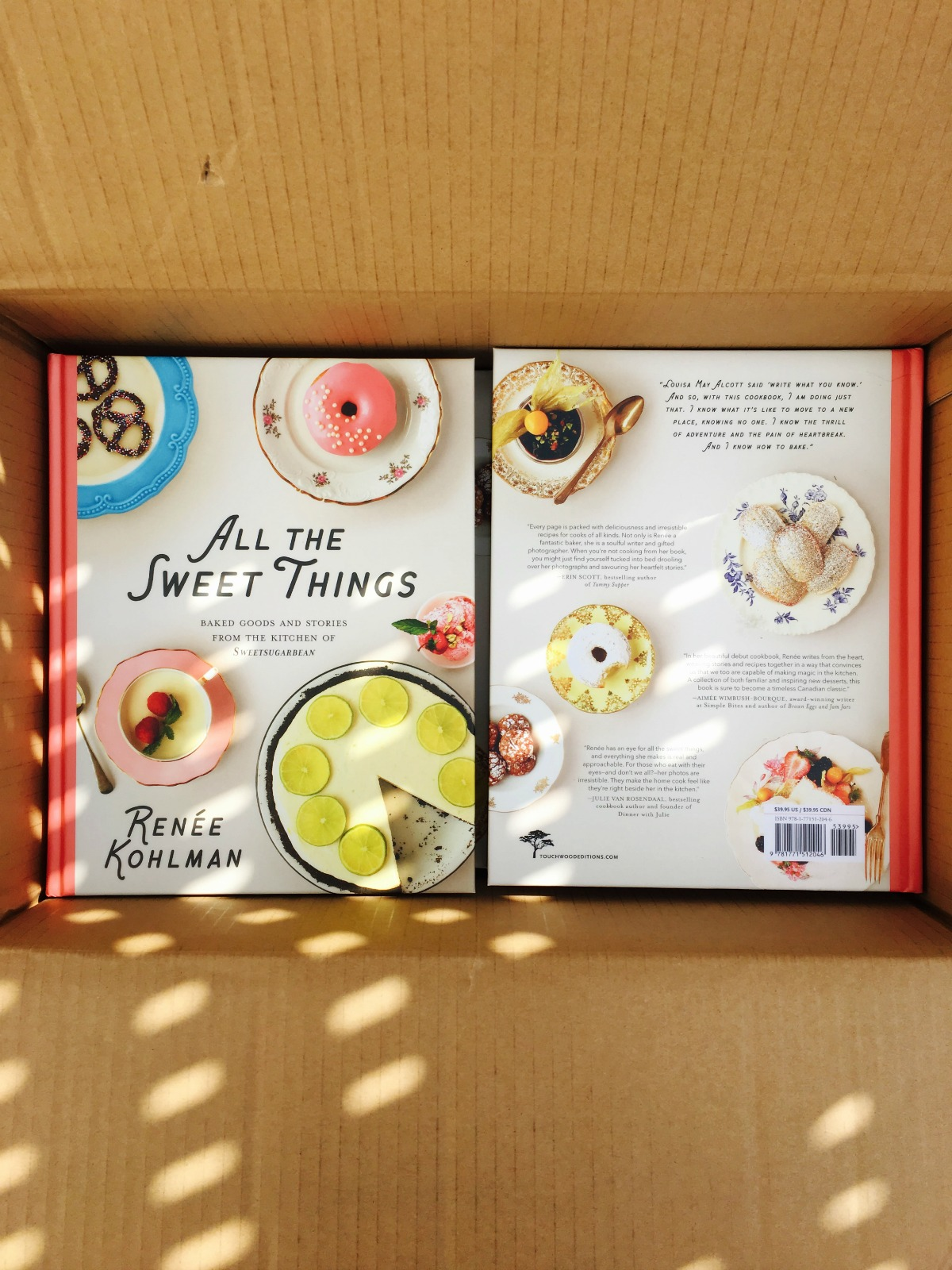 sweetsugarbean: Mini Eggs and Book Tour Stuff
