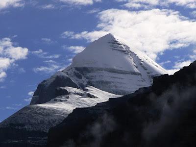 mysteries of Kailash mountain