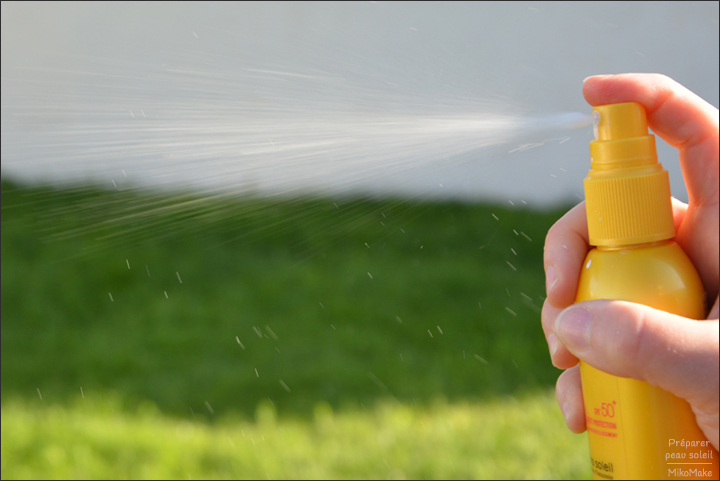 Préparer naturellement sa peau au soleil d'été : soin, corps, protection, alimentation, astuces