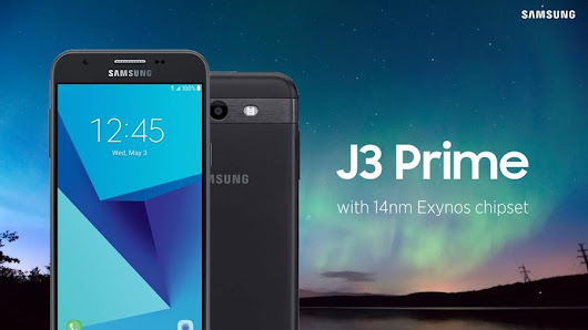 How to Manually Update Firmware Galaxy J3 Prime SM-J327T1 (MetroPCS) - DroidDosh.com