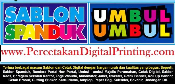 Agen Digital Printing Cibubur Percetakan Online Offline Antar Jemput Order