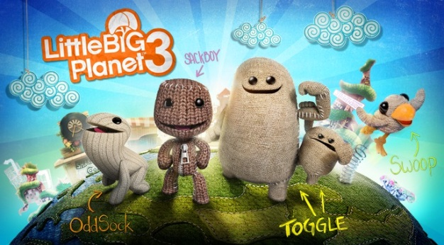 Little Big Planet 3 Release Date 2014 for PS3, PS4