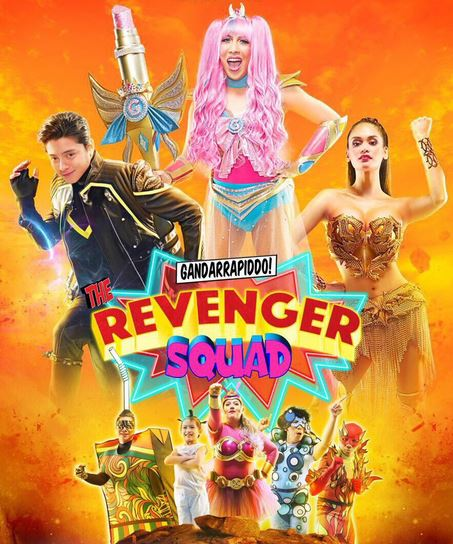 watch filipino bold movies pinoy tagalog poster full trailer teaser HD CAM: The Revenger Squad - MMFF 2017