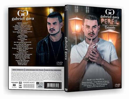 GABRIEL GAVA PERFIL 2019 - DVD-R